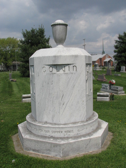 ColvinFamily Plot
