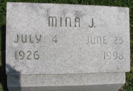 Mina Jo