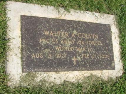 Walter Albert Colvin-1