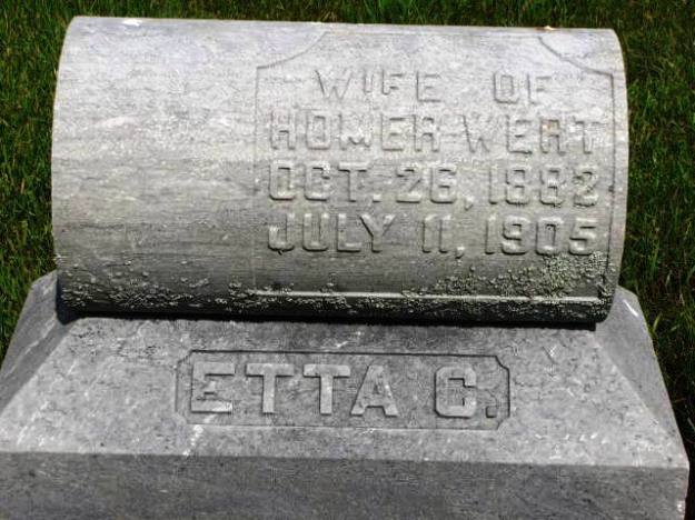 Etta Clare Smith Wert