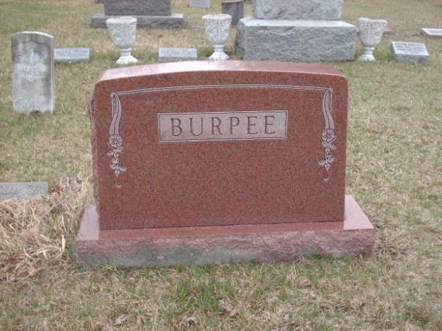 Burpee Family Stone