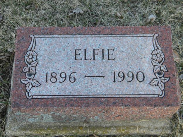 Elfie Emma Daly Burpee