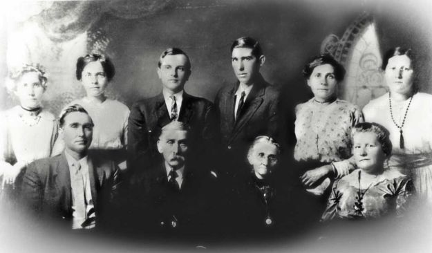 James Valentine Family