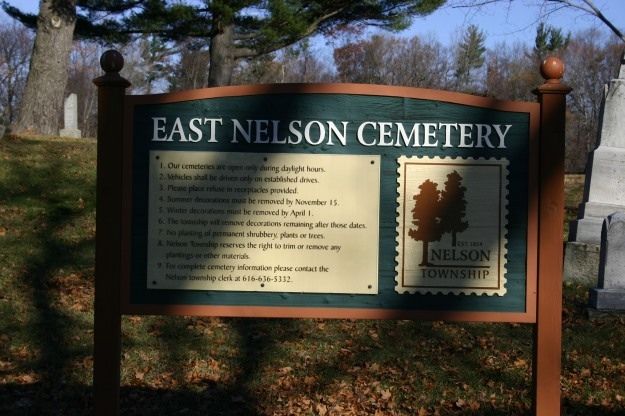 East NelsonCemetery