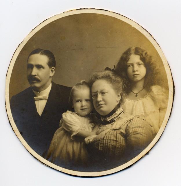 Edwin Hainer Family