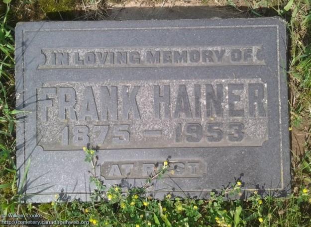 Frank Hainer