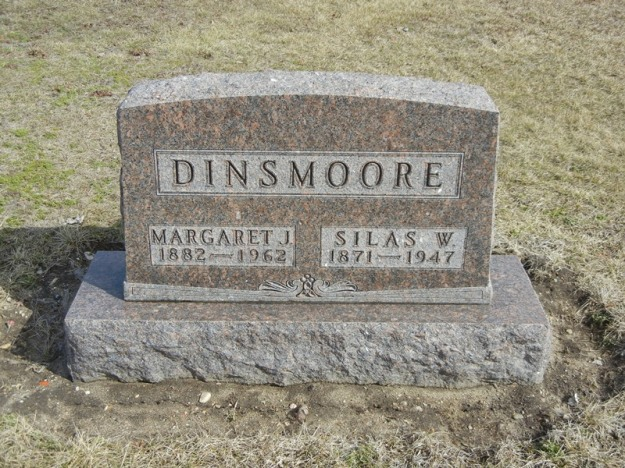 Margaret and Silas Dinsmore