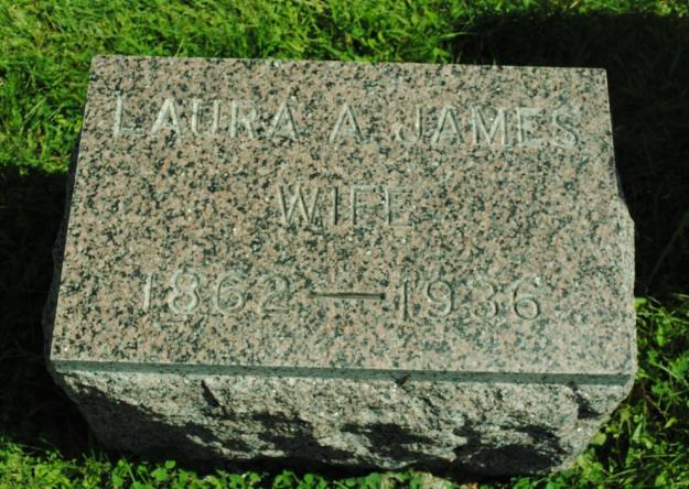 Laura Alice Miller James