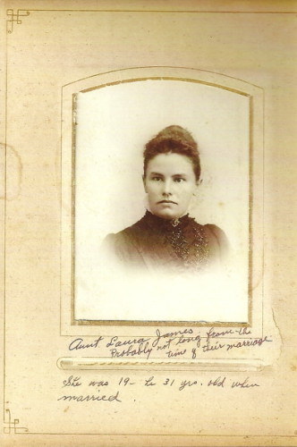Laura Alice Miller