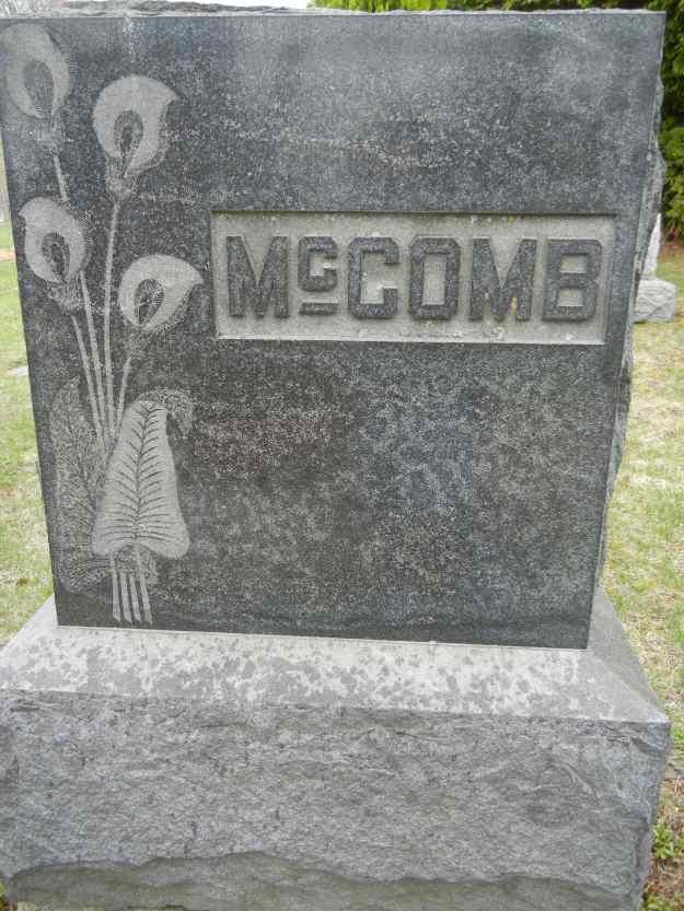 McComb Plot