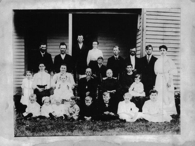 James W Smith Family