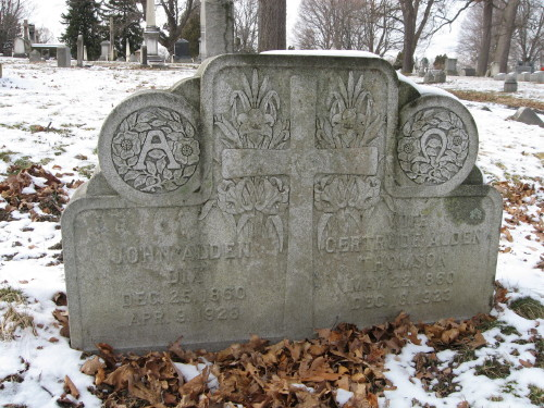 JohnAldenDix Tombstone