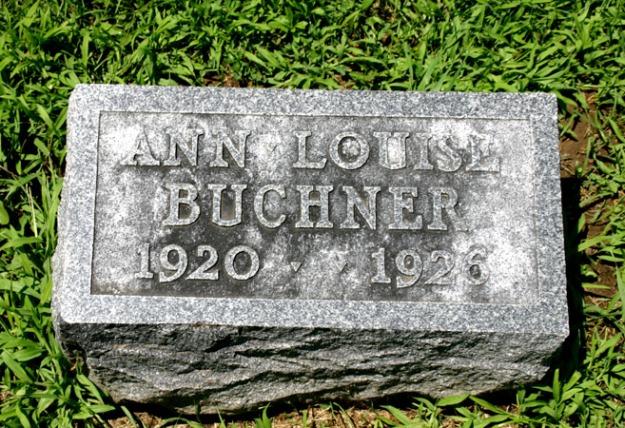 Anna Louise Buchner