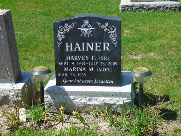 HarveyF Hainer