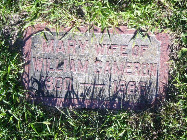 Mary McCormickCameron