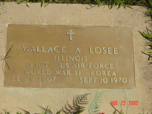 Wallace A. Losee