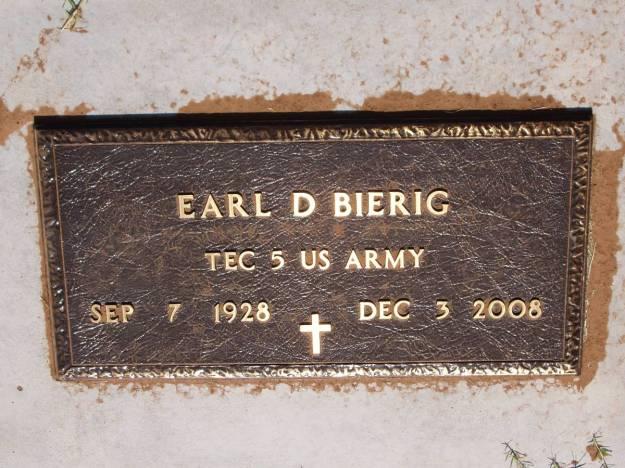 Earl Dean Bierig