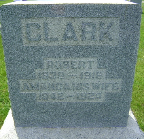 Robert Clark Amanda Diffenderfer Clark