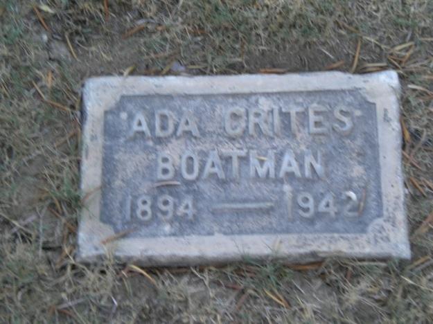 AdaCritesBoatman